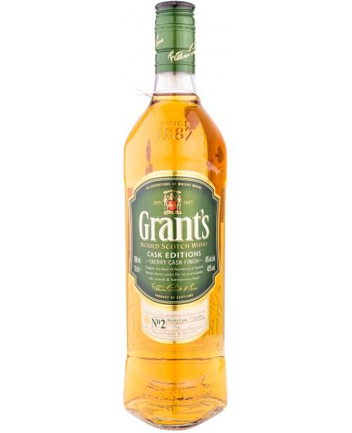 Grant's Sherry Cask 0.7L