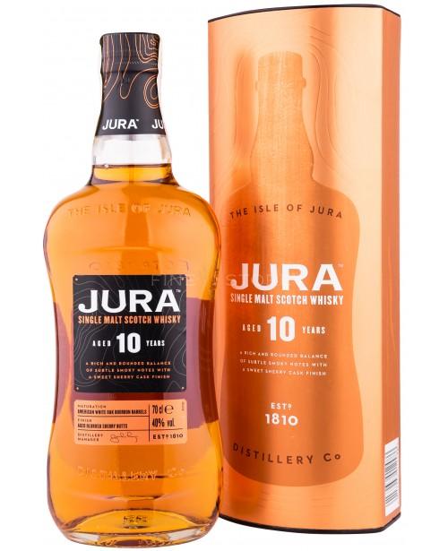 Isle Of Jura 10 Ani 0.7L