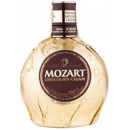 Mozart Gold Chocolate Cream 0.7L