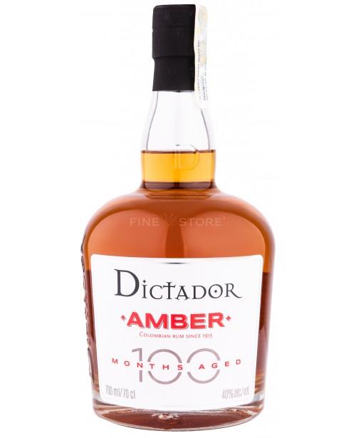 Dictador Amber 100 0.7L