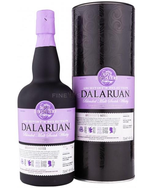 Dalaruan Archivist's Selection 0.7L