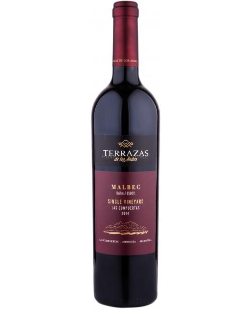 Terrazas de los Andes Single Vineyard Las Compuertas Malbec 0.75L