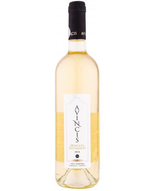 Avincis Muscat Ottonel & Sauvignon Blanc 0.75L Top