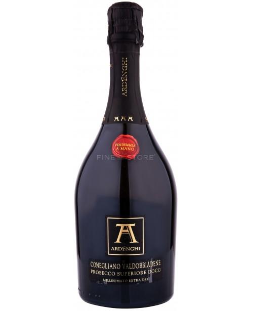 Ardenghi Valdobbiadene Prosecco DOCG Millesimato Extra Dry 0.75L