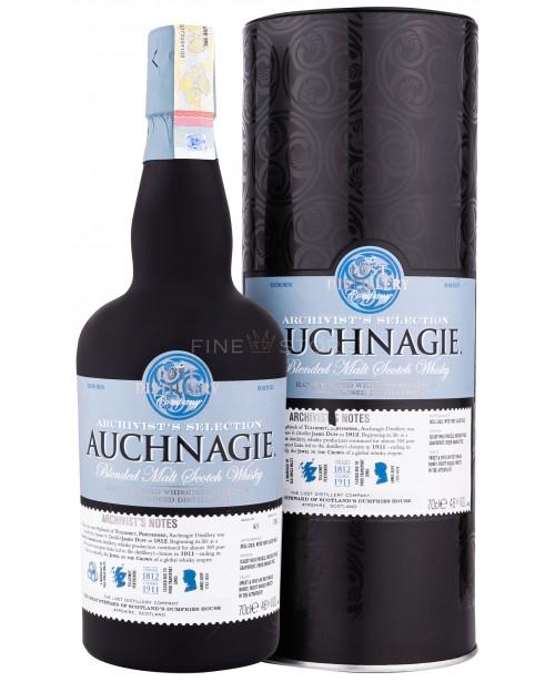 Auchnagie Archivist's Selection 0.7L
