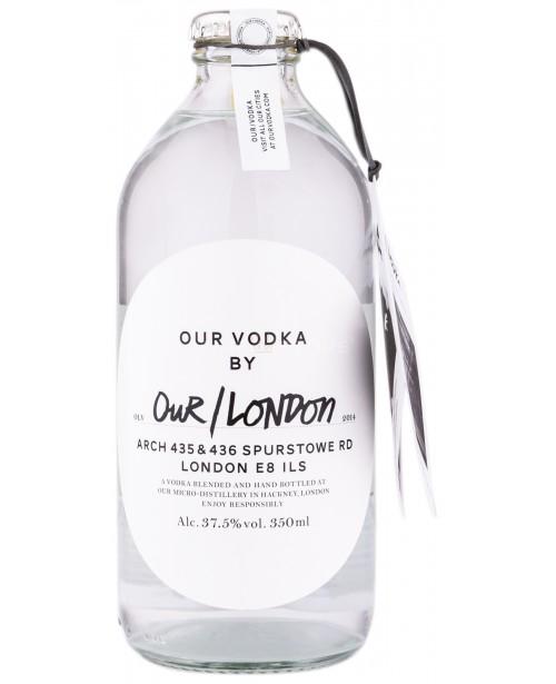 Our Vodka London 0.35L