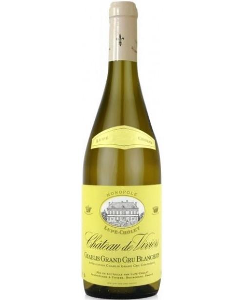 Lupe Cholet Chateau De Viviers 1er Cru Chablis 0.75L