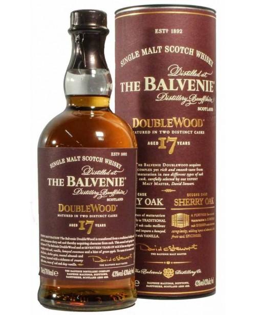 Balvenie 17 Ani DoubleWood 0.7L Top