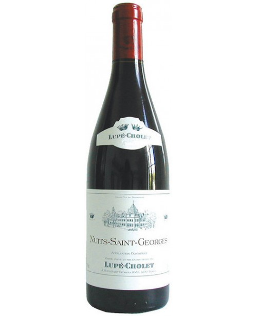 Lupe Cholet Nuits St Georges Rouge 0.75L