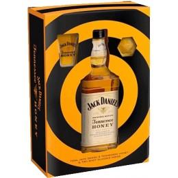 Jack Daniel's Honey Cu 2 Pahare Shot 0.7L