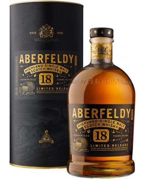 Aberfeldy 18 Ani 1L Top