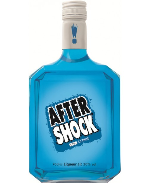 Aftershock Blue 0.7L Top
