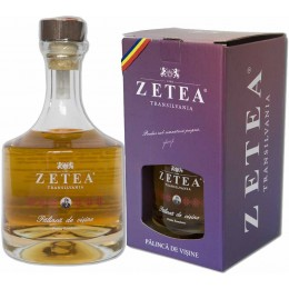 Zetea Palinca de Visine 0.5L