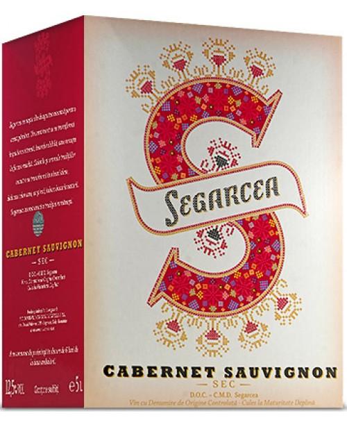 Segarcea Bag In Box Cabernet Sauvignon 5L
