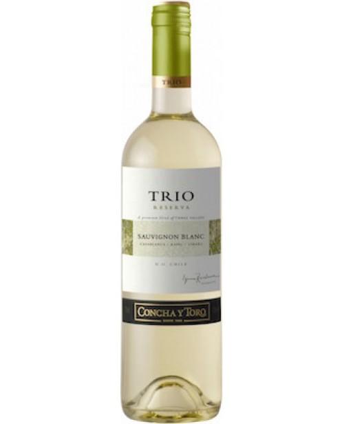 Concha y Toro Trio Sauvignon Blanc 0.75L