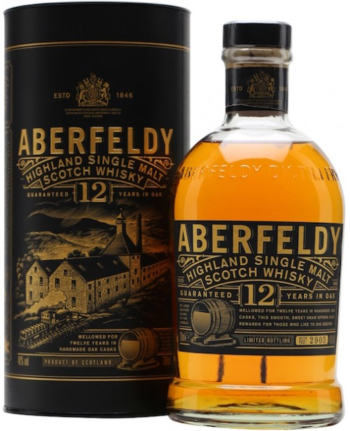 Aberfeldy 12 Ani 1L Top