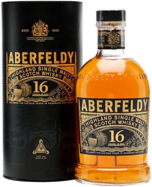 Aberfeldy 16 Ani 0.7L Top