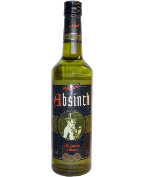 Absinth Mr. Jekyll 0.7L Top