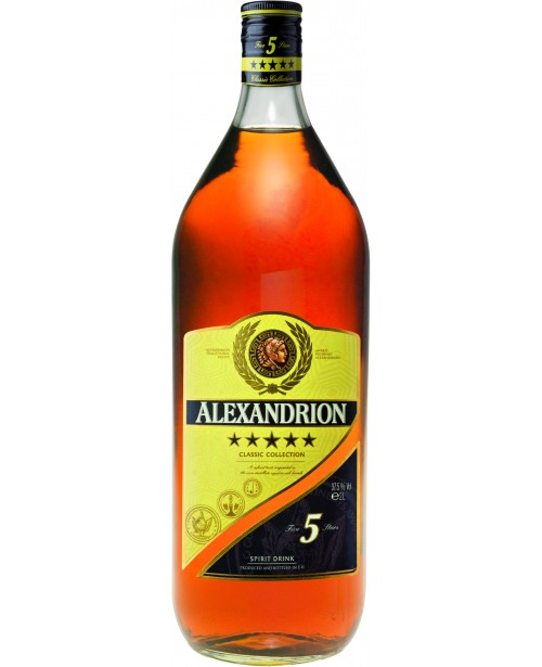 Alexandrion 5 Stele 2L Top