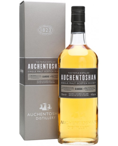 Auchentoshan Classic 0.7L Top