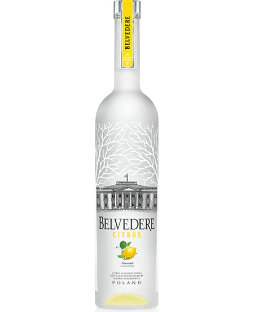 Belvedere Citrus 0.7L Top