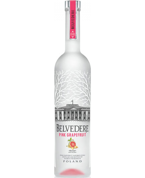 Belvedere Pink Grapefruit 0.7L Top