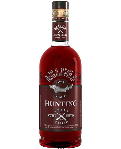 Beluga Hunting Berry 0.7L Top