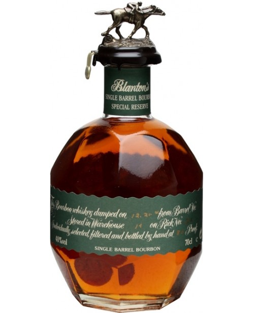 Blanton's Special Reserve 0.7L Top