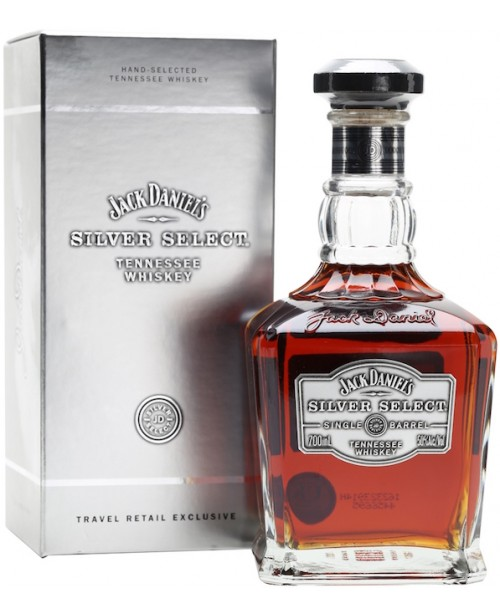 Jack Daniel's Silver Select 0.7L Top