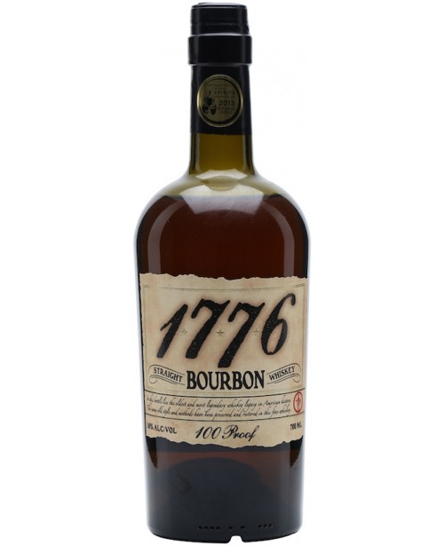 James E. Pepper 1776 Bourbon 100 Proof 0.7L