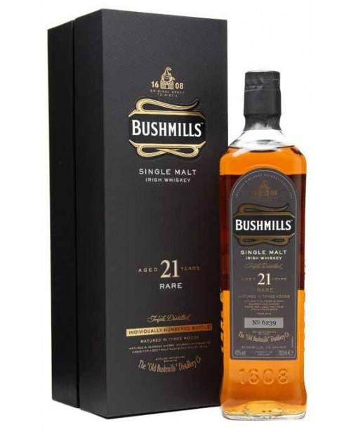 Bushmills 21 Ani 0.7L