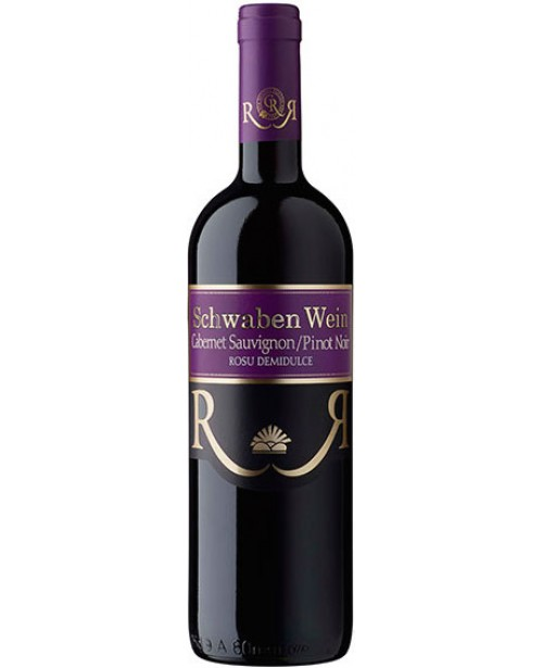 Recas Schwaben Wein Cabernet Sauvignon & Pinot Noir 0.75L