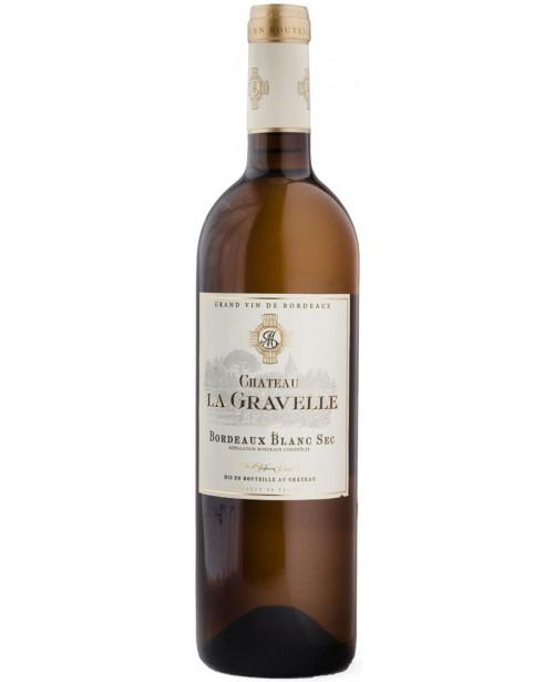 Chateau de la Gravelle Bordeaux Blanc 0.75L