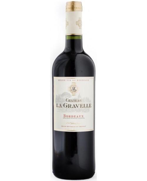 Chateau de la Gravelle Bordeaux  0.75L