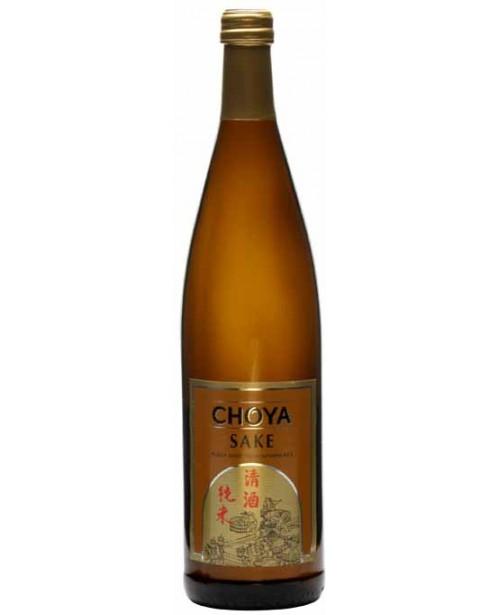 Choya Sake 0.75L Top