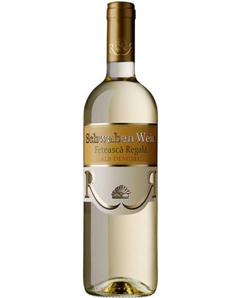 Recas Schwaben Wein Feteasca Regala 0.75L
