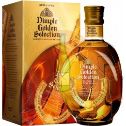 Dimple Golden Selection 0.7L