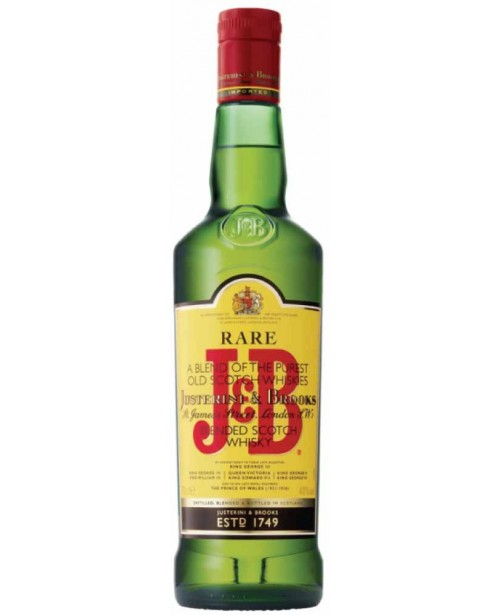 J&B Rare 0.7L Top