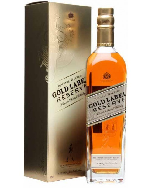Johnnie Walker Gold Label Reserve 0.7L Top