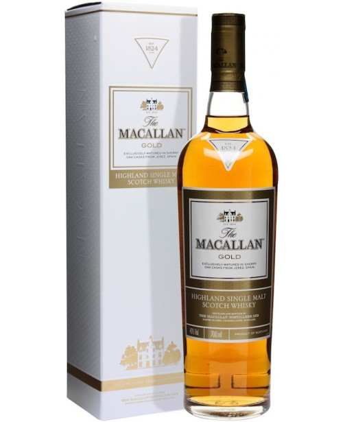 Macallan Gold 0.7L
