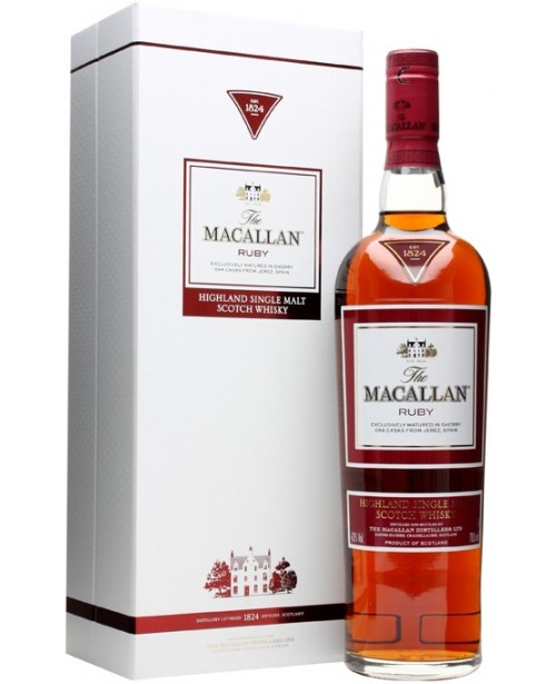 Macallan Ruby 0.7L