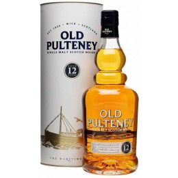Old Pulteney 12 Ani 0.7L