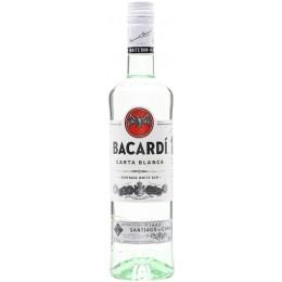 Bacardi Carta Blanca White 0.7L