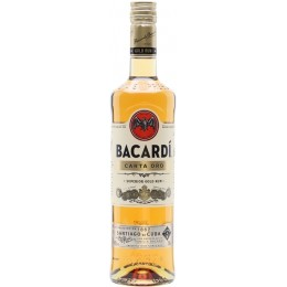 Bacardi Carta Oro Gold 0.7L