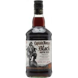 Captain Morgan Black Spiced 0.7L