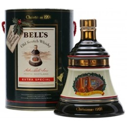 Bell's Christmas Decanter 0.7L